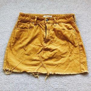 Dresses & Skirts - pacsun corduroy mini skirt